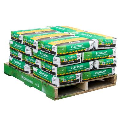 FlexBond 50 lb. White Fortified Thinset Mortar (20 Bags / Pallet)