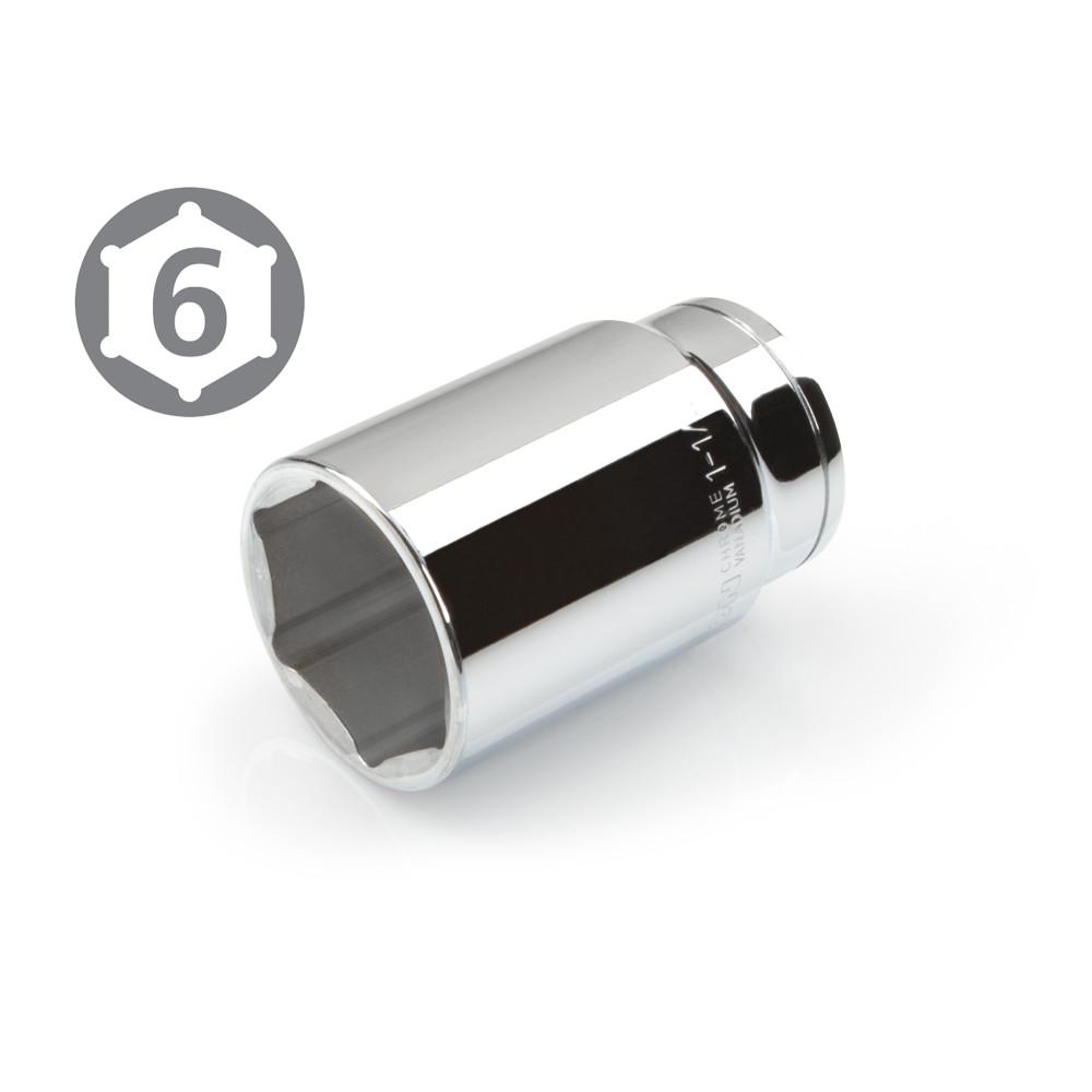 Tekton 1 2 In Drive 1 1 2 In Water Heater Socket 1828 The Home Depot