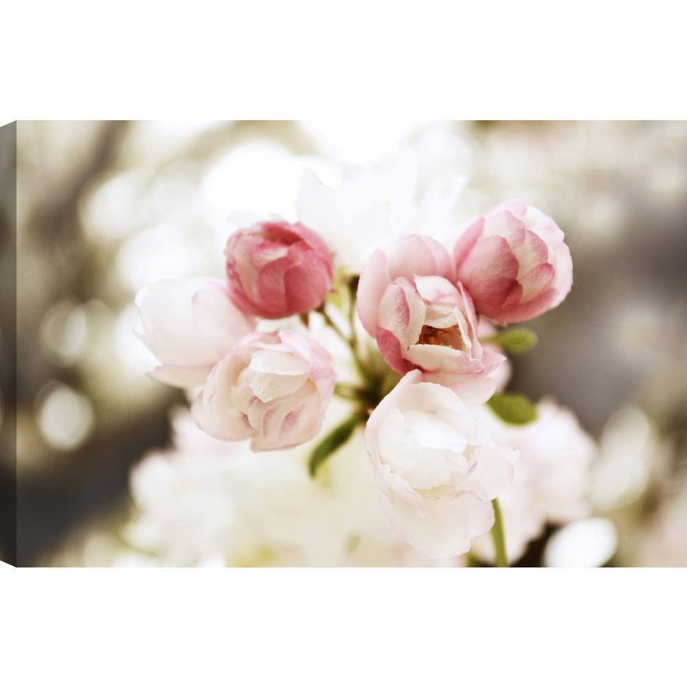 artmaison canada the flowers xxxv floral art fresh printed canvas