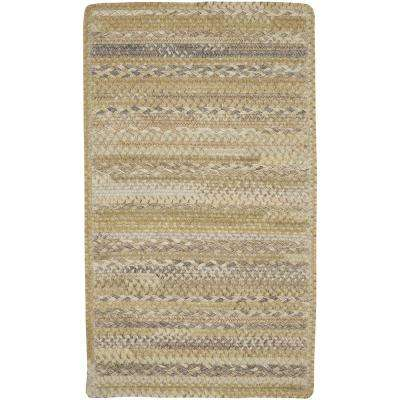 Harborview Natural 3 ft. x 5 ft. Cross Sewn Area Rug