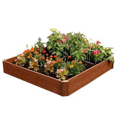42 in. x 42 in. x 8 in. Raised Garden Bed