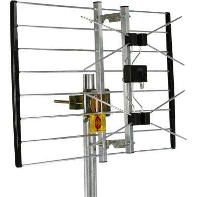 METROtenna 40-Mile Range Multi-Directional Outdoor Antenna
