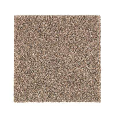 Carpet Sample - Maisie II - Color Lost Horizon Texture 8 in. x 8 in.