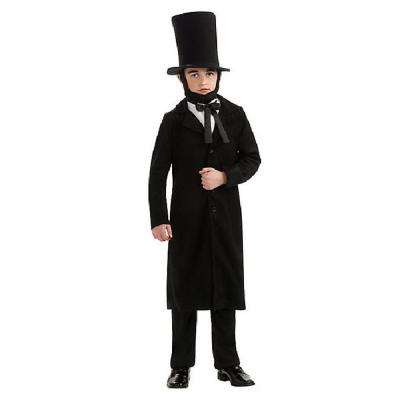 Boys President Abraham Lincoln Costume