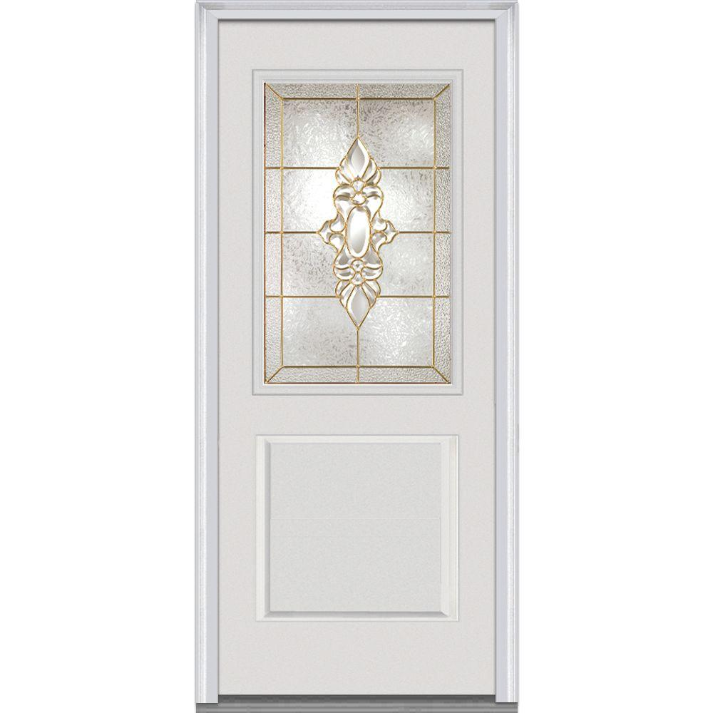 MMI Door 32 In. X 80 In. Heirloom Master Left Hand 1/