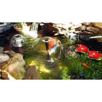270 gal. Pond Kit with Solar Light