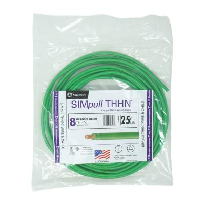 MACHINE TOOL WIRE BLACK WHITE 25 FEET X 3 COLORS = 75FT GREEN 20 GAUGE MTW