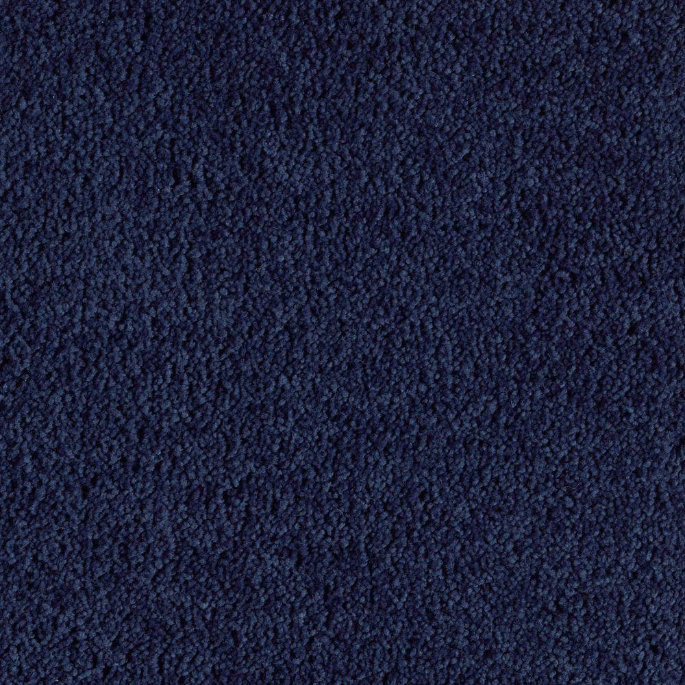 Astoria - Color Classic Navy Texture 12 ft. Carpet