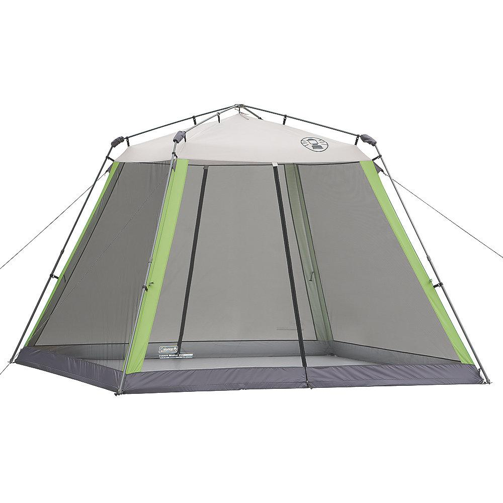 Coleman Instant 10 ft. x 10 ft. Screened Canopy-2000028804 - The Home Depot  sc 1 st  Home Depot : coleman instant pop up tent - memphite.com