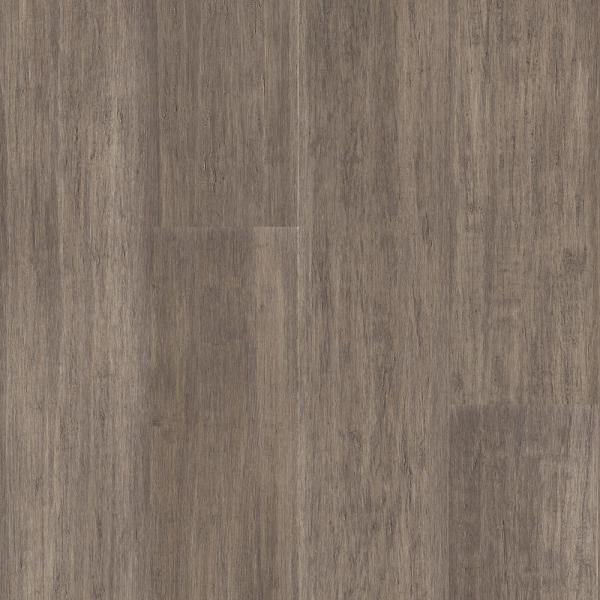 Boardwalk 14mm T x 5.37 in. W x 72in Solid Wide T and G Bamboo Flooring (26.89 sq. ft/case)