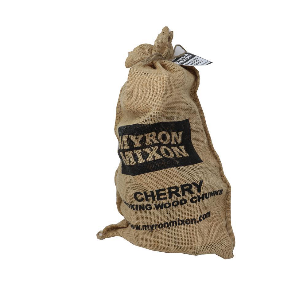 Cherry Flavor BBQ Wood Chunks