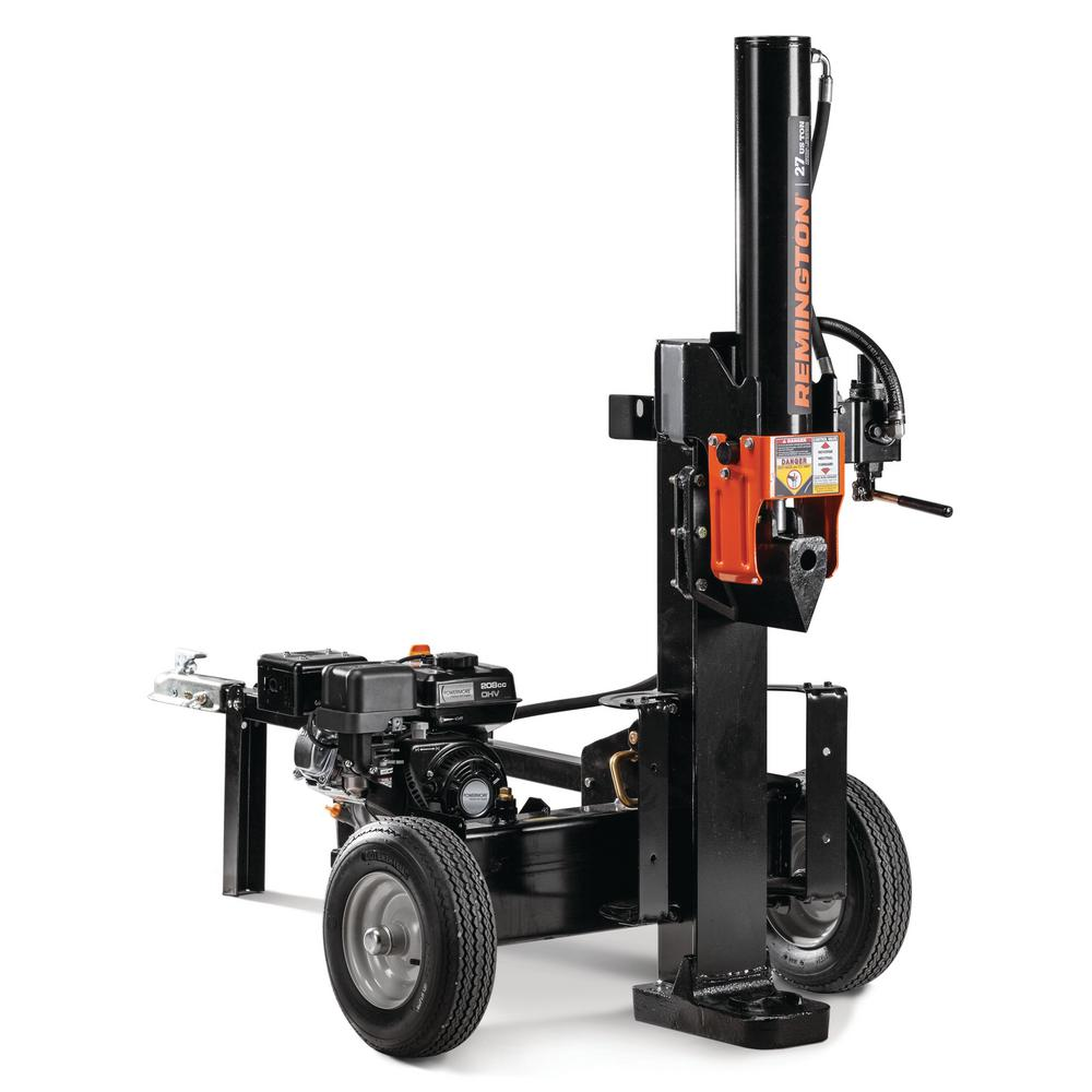 Remington RM27 27-Ton 208cc OHV Gas Log Splitter
