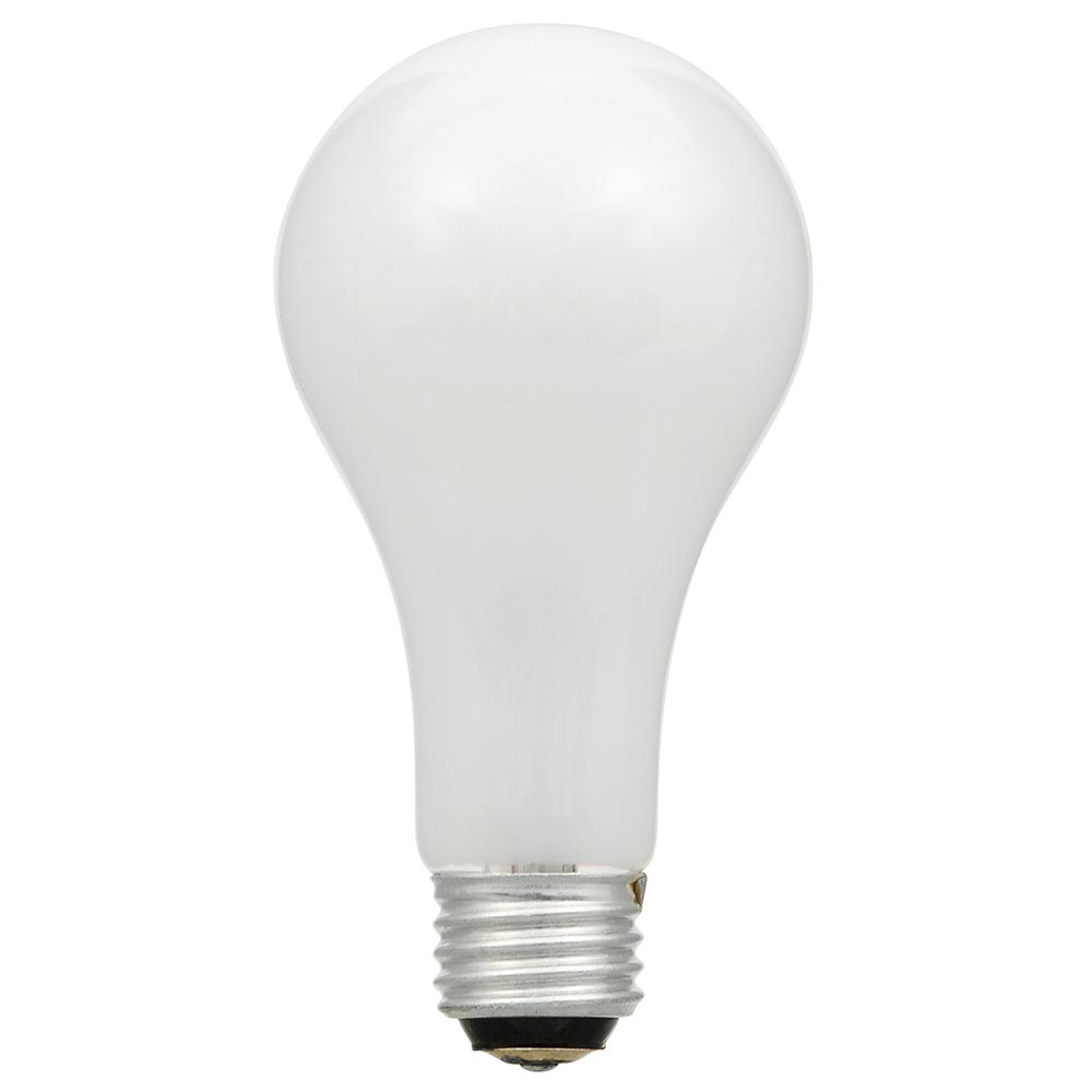 Sylvania 200 Watt A21 Incandescent Light Bulb