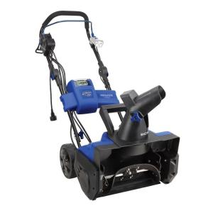 Snow Joe 18 inch 40-Volt Lithium-Ion Hybrid Cordless Electric Snow Blower by Snow Joe