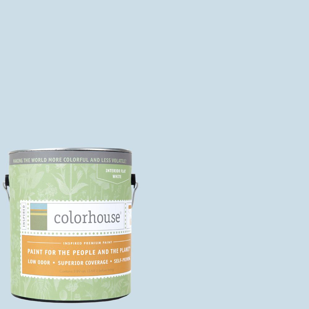 Colorhouse 1 gal. Sprout .03 Flat Interior Paint