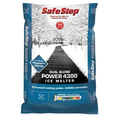 Safe For Concrete Ice Melt Snow Removal Equipment