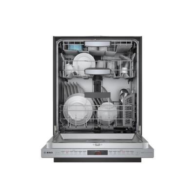 800 Series 24 in. Stainless Steel Top Control Tall Tub Dishwasher with Stainless Steel Tub, CrystalDry, 40dBA