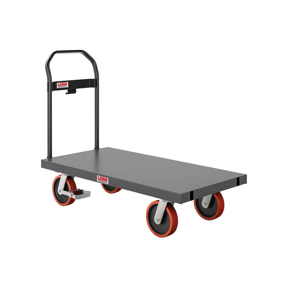 1000 lb. Capacity 24 in. x 48 in. Standard Duty Metal