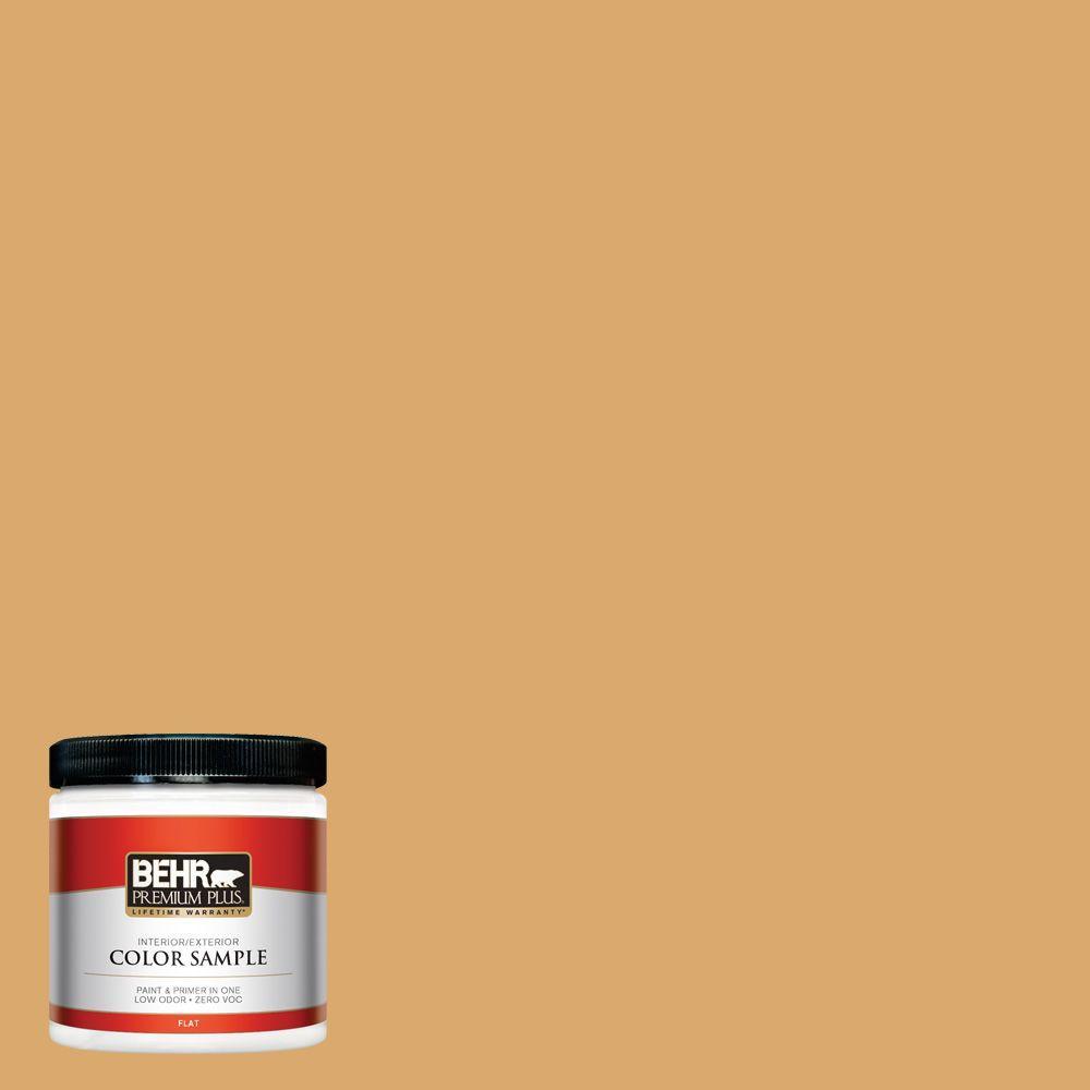 BEHR Premium Plus Home Decorators Collection 8-oz. #HDC-FL13-2 Corn Maze Interior/Exterior Paint Sample
