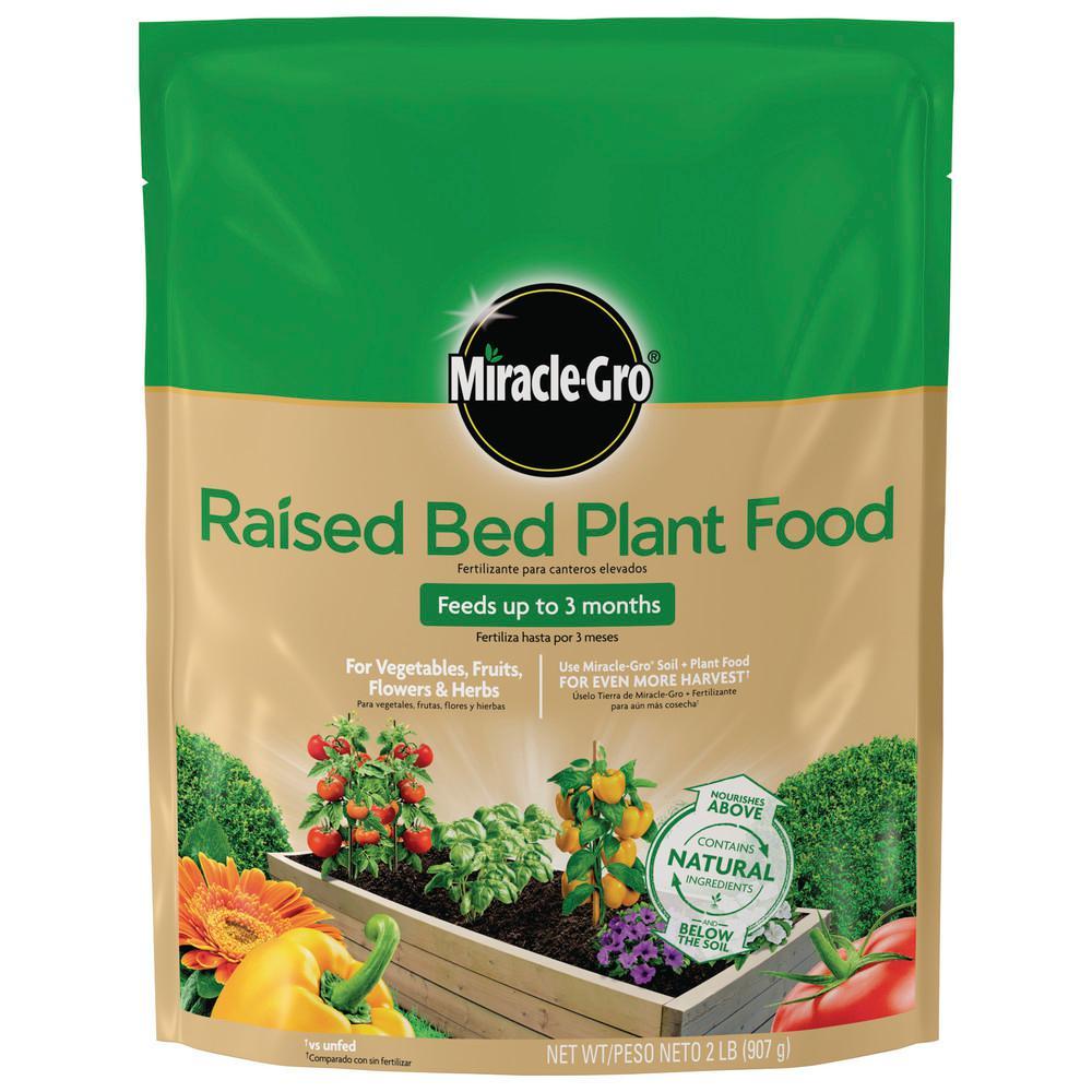 2 lbs. Raised Bed Plant Food