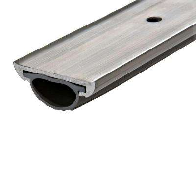 1-1/4-in x 36-in Silver Under Door Threshold