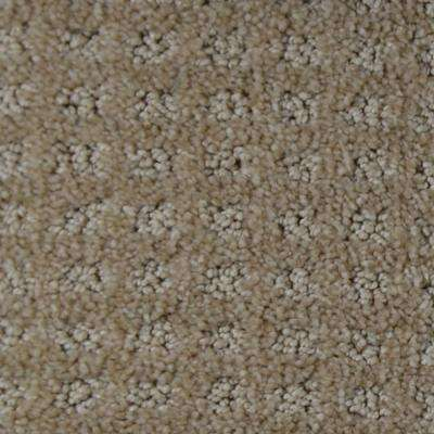 Carpet Sample - Traverse - Color Park Place Pattern 8 in. x 8 in.