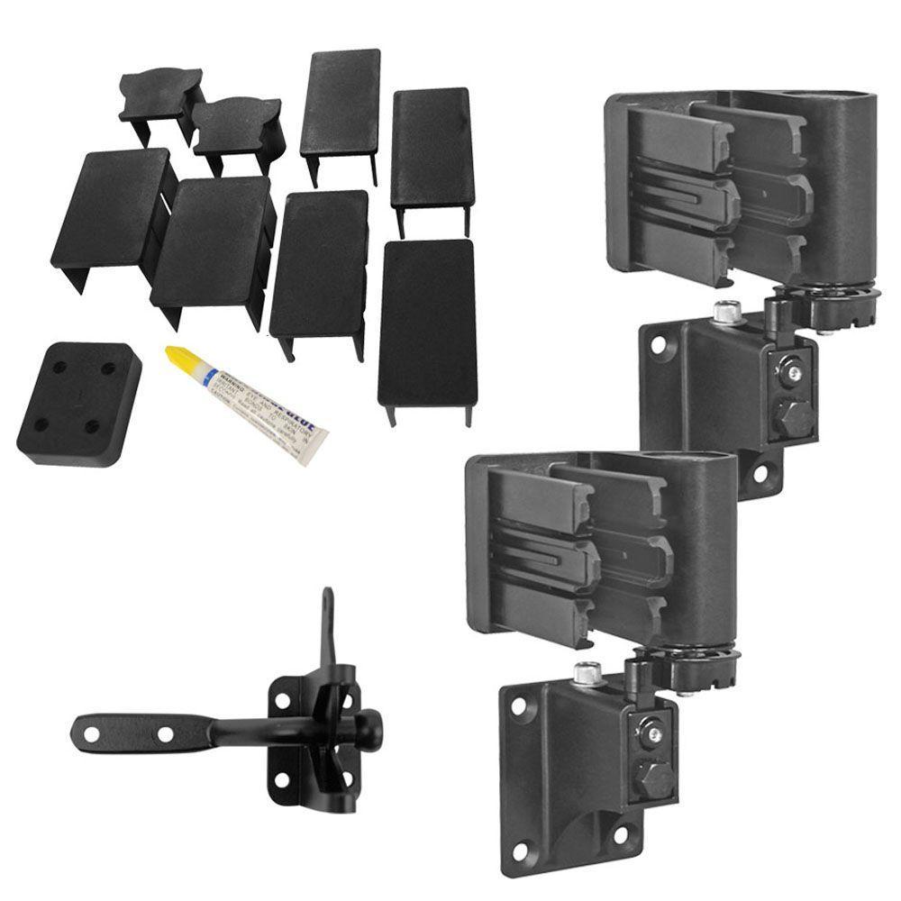 Veranda Universal Gate Kit (12-Pieces)