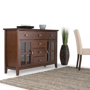 Home Decorators Collection Artisan Medium Oak Buffet 9224900550