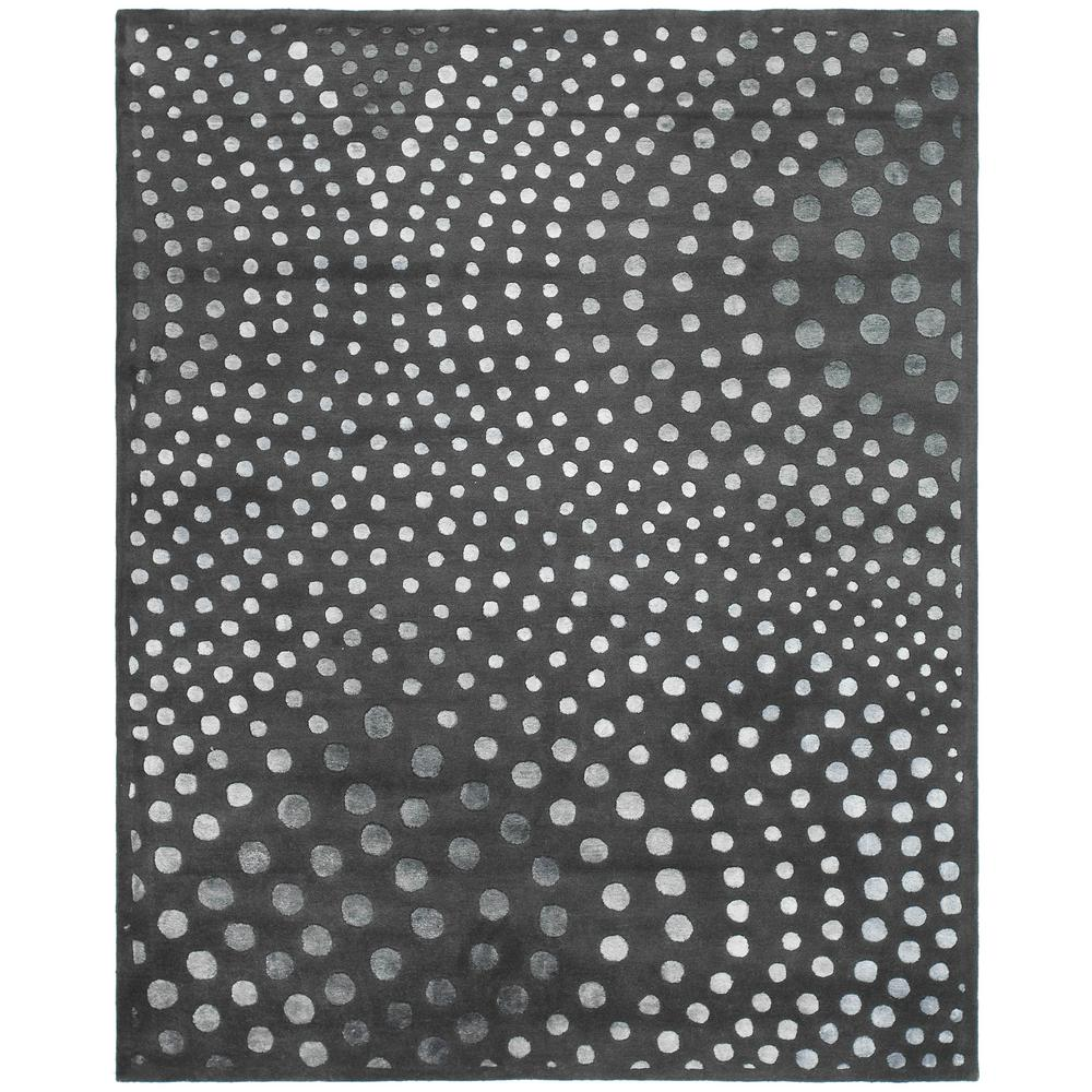 Soho Dark Gray 9 ft. 6 in. x 13 ft. 6