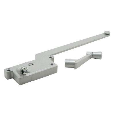 9 in. Surface Mount Left-Hand Aluminum Wood Casement Operator