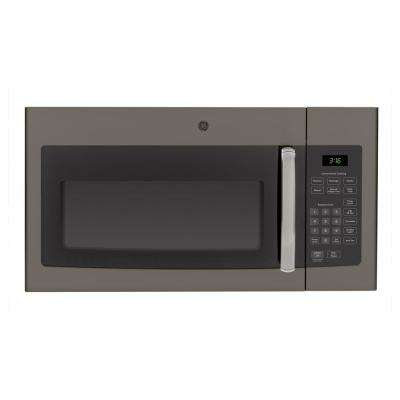 1.6 cu. ft. Over the Range Microwave in Slate, Fingerprint Resistant