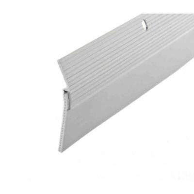 E/O 1-5/8 in. x 36 in. Aluminum White and Vinyl Door Sweep