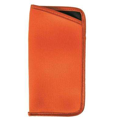 Orange Sunglasses Soft Case