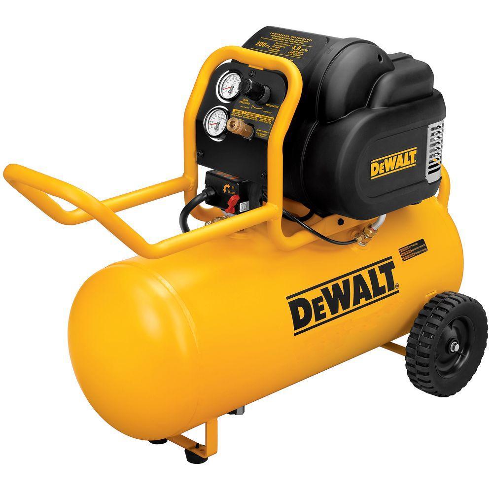 Dewalt 15 Gal. 1.6 HP Continuous 200 PSI Workshop Air Compressor by DEWALT