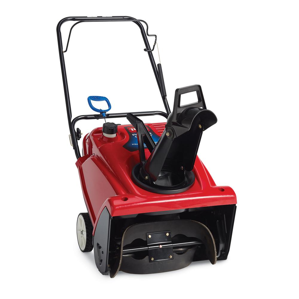 Toro Power Clear 721 R 21 in. 212cc Single-Stage Gas Snow Blower