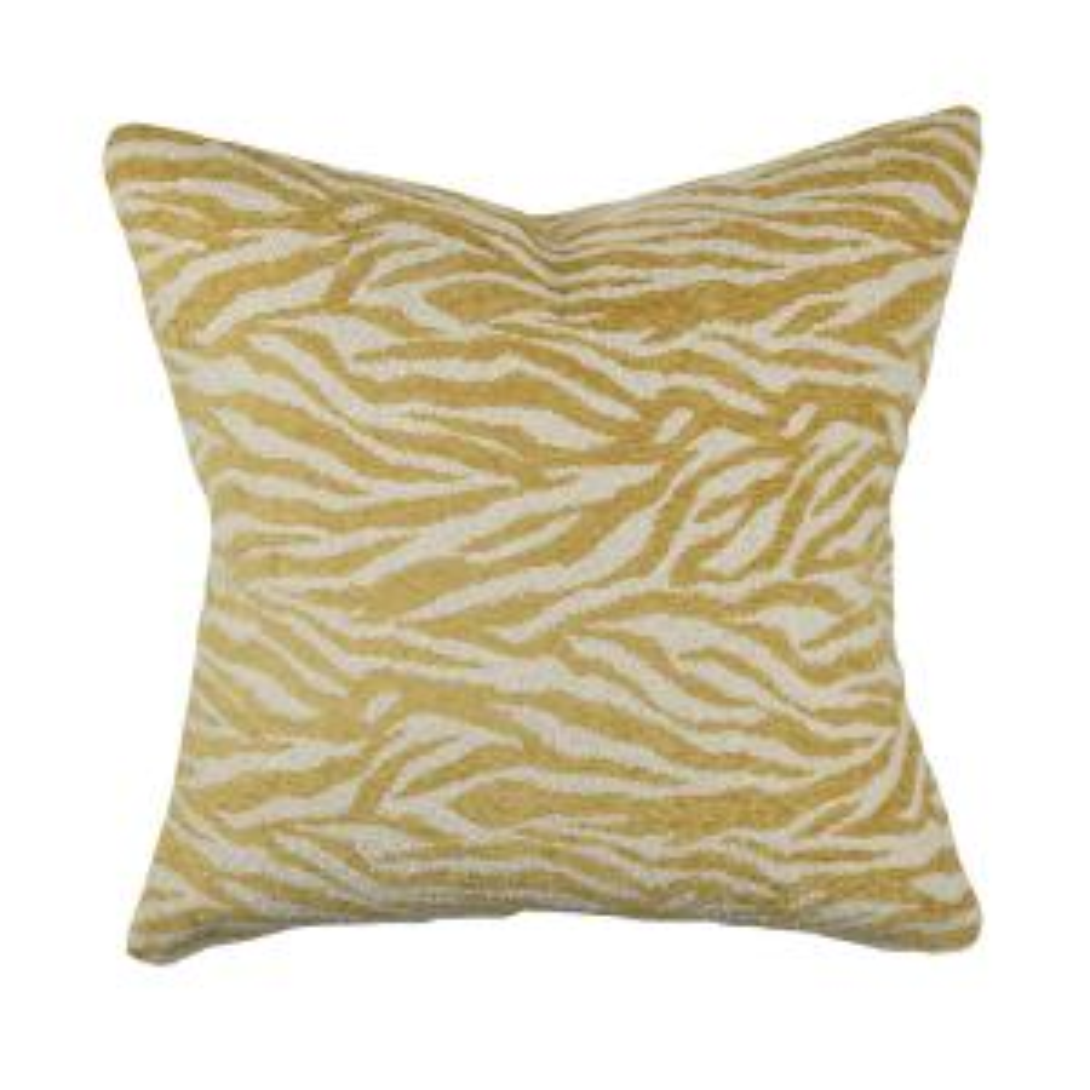 Remarkable Vesper Lane Cream Zebra Print 20 In X 20 In Throw Pillow Uwap Interior Chair Design Uwaporg