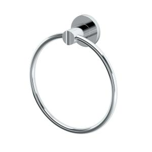 Gatco Channel Towel Ring in Chrome by Gatco
