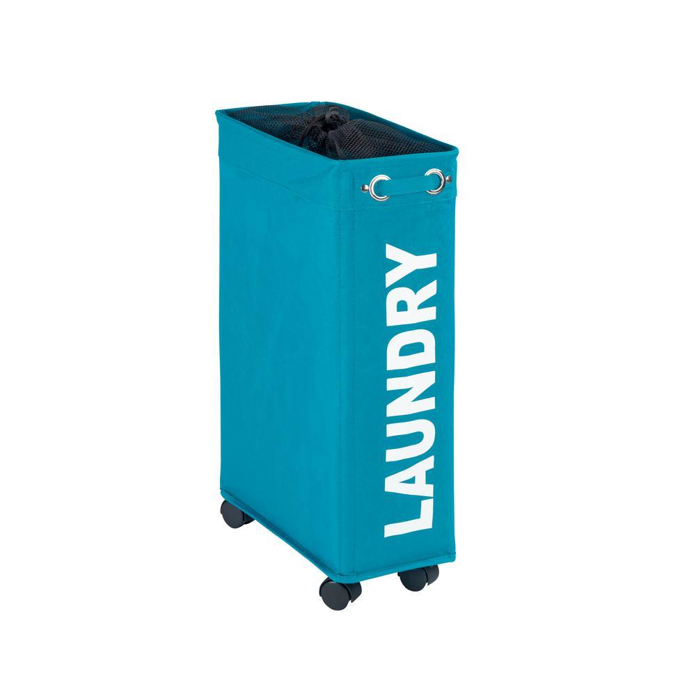 Laundry Bin Corno Petrol