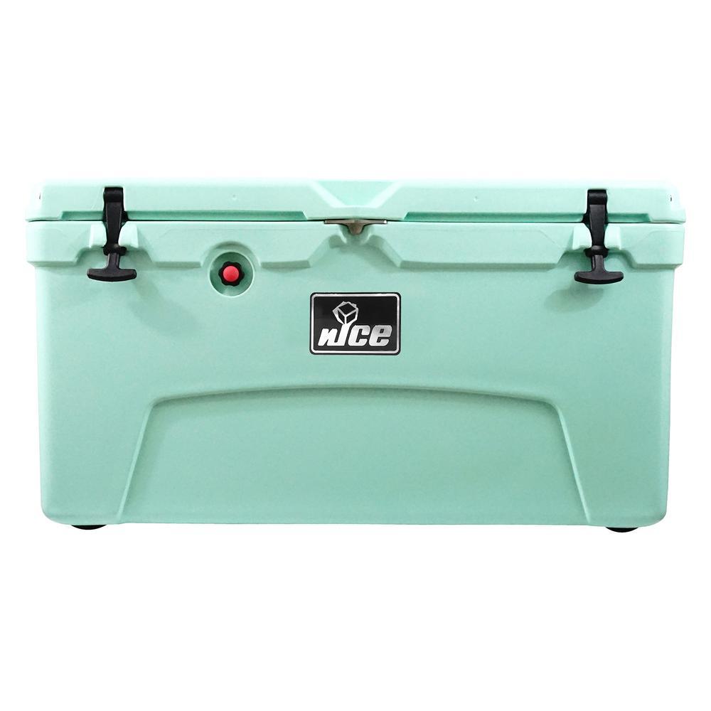 nICE 75 qt. Sea Foam Green Cooler
