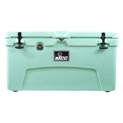 75 qt. Sea Foam Green Cooler