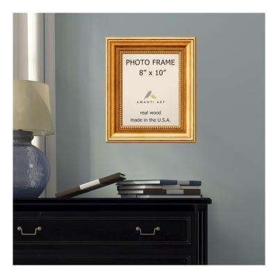 Townhouse 8 in. x 10 in. Gold Picture Frame
