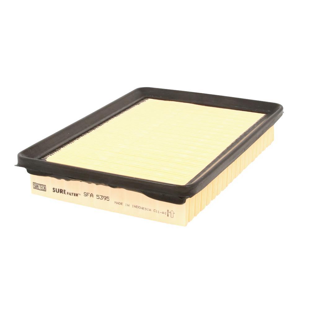 Sure Filter Replacement Air Filter for Wix 42551 Purolator A25395 Fram  CA9392