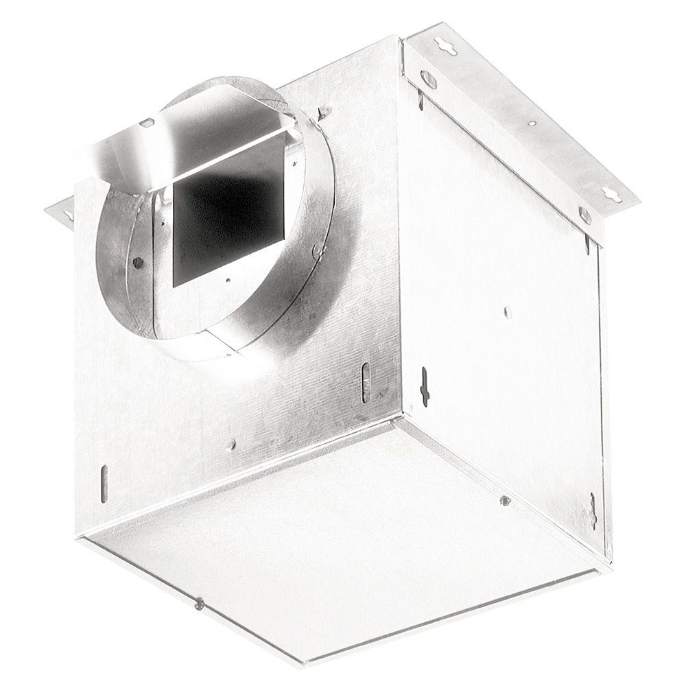 External In-Line 280 CFM Blower for Broan Range Hood