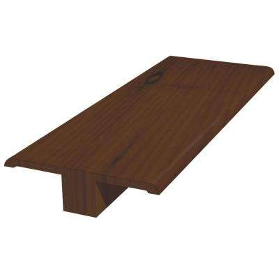Appling Suede 5/8 in. x 2 in. x 78 in. Hickory Engineered Hardwood T-Molding