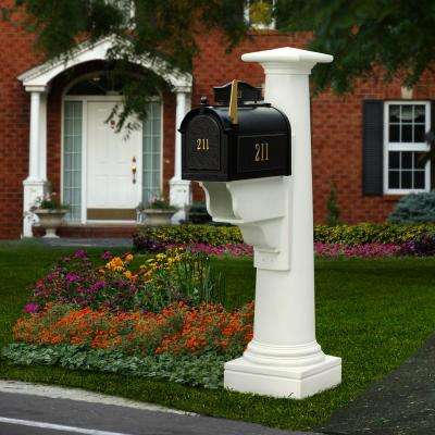 Statesville Mail Post, White