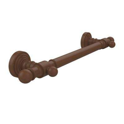 Waverly Place Collection 36 in. Smooth Grab Bar