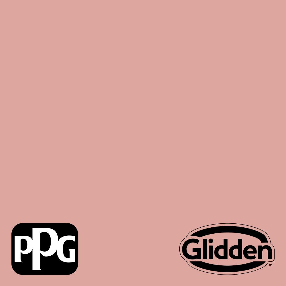 Glidden Premium 1 Gal Ppg1057 4 Coral Cove Semi Gloss Interior Latex Paint Ppg1057 4p 01sg The Home Depot