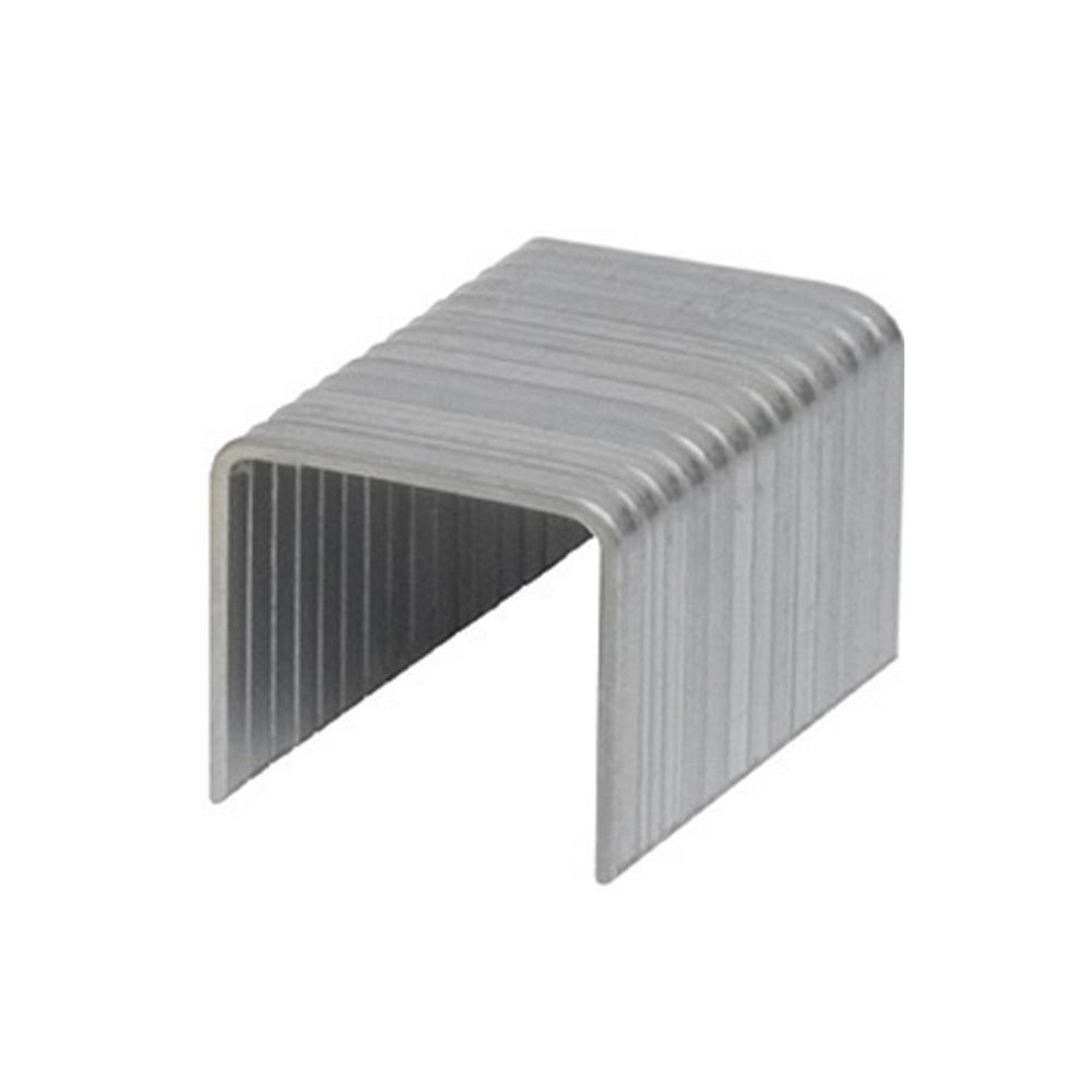 1/4 in. L x 3/8 in. Crown Electro-Galvanized A19 Style Tacker Staple (5000 per Box)