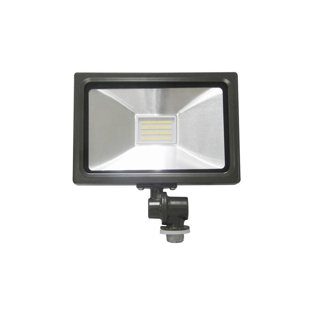 110-Degree 10-Watt LED Slim Flood Light