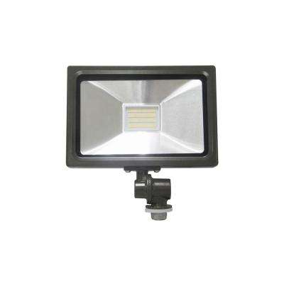 110-Degree 10-Watt LED Slim Flood Light